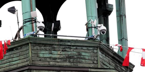 Mons-Centre: Quelles sont les communes qui recourent le plus aux caméras de surveillance ? - La DH