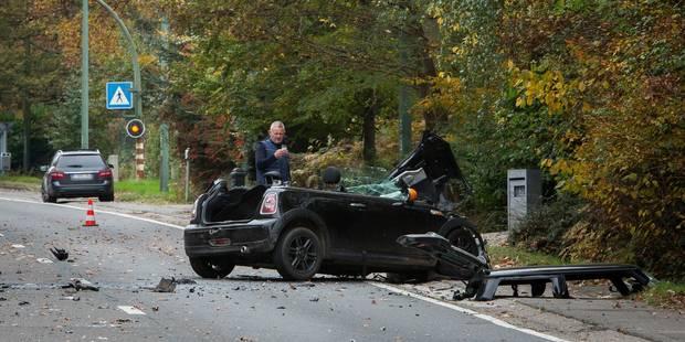Accidents de la route: Combien de victimes en 2015 en Belgique? - La DH