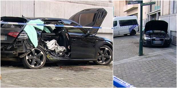 Rodéo urbain sur la Grand-Place de Bruxelles: Cinq blessés et le conducteur relaxé - La DH