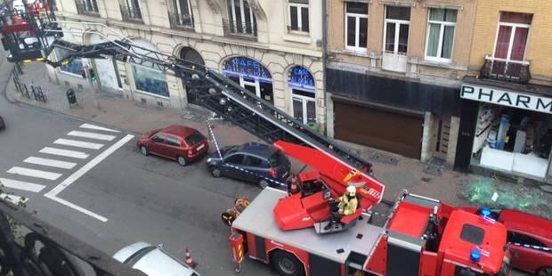Intempéries à Bruxelles: les pompiers sont intervenus 340 fois - La DH