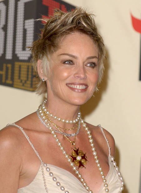 Sharon stone en 20 coupes de cheveux for Coupe de cheveux sharone stone