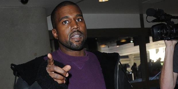 """Kanye West devient """"fou"""" et annule un concert à la dernière minute après une nouvelle diatribe - La DH"""