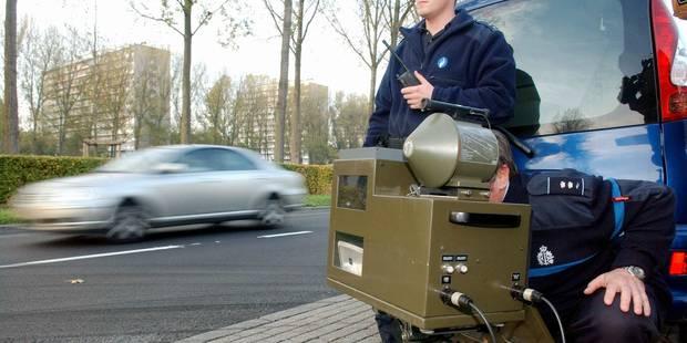 Ouest Brabant wallon : 1.390 automobilistes verbalisés - La DH