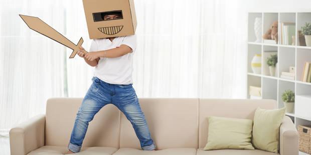 Le jeu libre est primordial pour la bonne santé psychique de l'enfant! - La DH