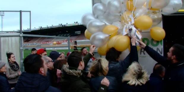 """Ballons de Thomas Cook : les tickets arrachés donneront """"seulement"""" accès au match Mouscron-Malines - La DH"""