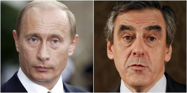 """Poutine loue les qualités de François Fillon, un """"grand professionnel"""" - La DH"""