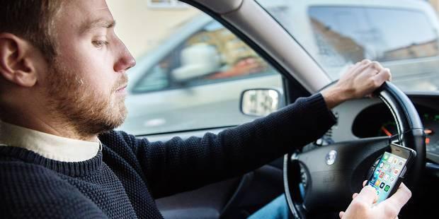 Un Européen sur deux veut bannir le GSM des voitures - La DH