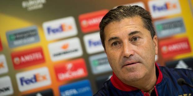 La Gantoise - Braga: José Peseiro met la pression sur Gand - La DH