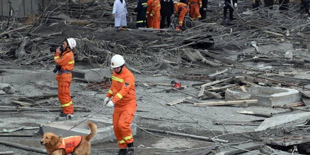 Accident dans une centrale électrique en Chine: 40 morts - La DH