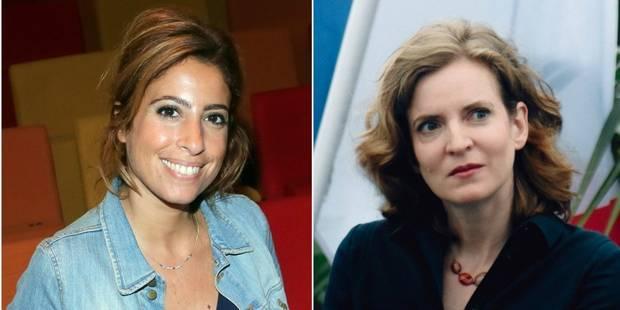 La gaffe en direct de Nathalie Kosciusko-Morizet sur la grossesse de Léa Salamé (VIDEO) - La DH