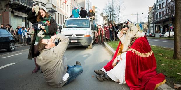 Liège : effectifs policiers doublés pour la Saint-Nicolas des étudiants - La DH