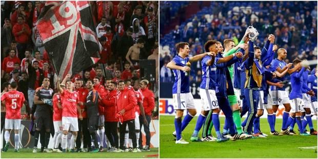 Europa League: c'est fini pour l'Inter, pas pour Manchester United - La DH