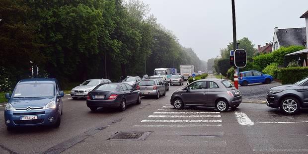 Waterloo : Le trafic dans le domaine d'Argenteuil étudié - La DH