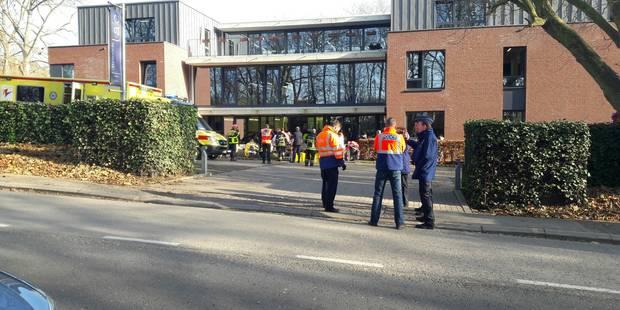 La résidence du lac évacuée à Genval : le décès n'est pas lié à l'incendie - La DH