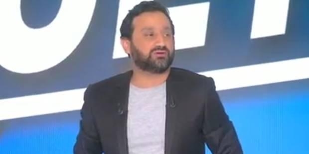 Cyril Hanouna se fait malmener par un (faux) téléspectateur qui n'est autre que Gad Elmaleh - La DH