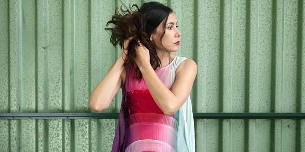 """Olivia Ruiz : """"J'aimerais tourner avec des réalisateurs belges"""" - La DH"""