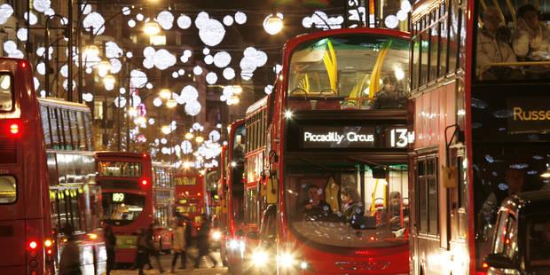 24h à Londres dans la magie de Noël - La DH
