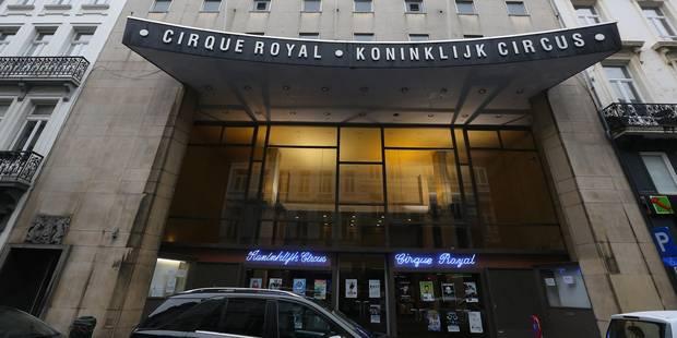 Cirque Royal: L'extrême urgence n'est pas retenue pour le recours du Botanique - La DH