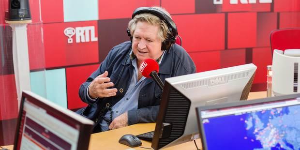 """Jacques Pradel: """"Je ne veux pas avoir de complaisance macabre"""" - La DH"""