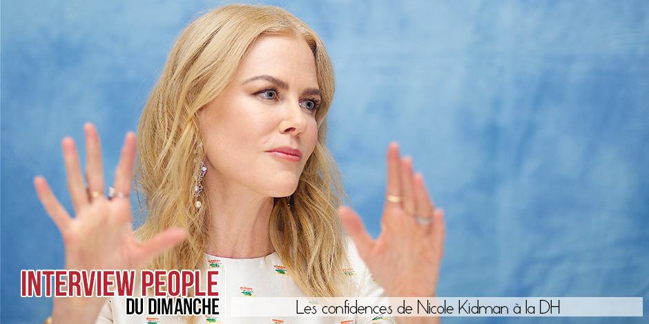 """Nicole Kidman : """"Quand Keith m'a demandé de fonder une famille, je n'ai pas hésité une seconde !"""" - La DH"""