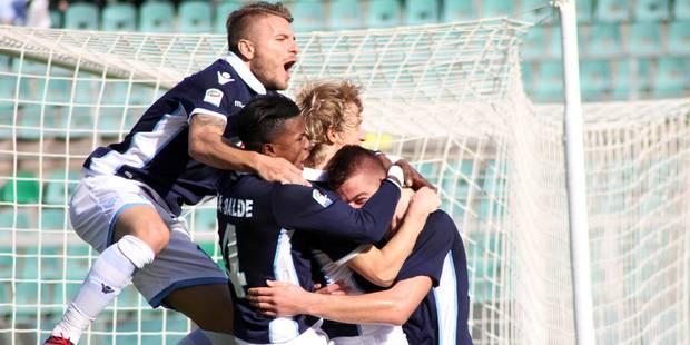 Serie A: la Lazio arrivera lancée pour le derby, la Juve battue par le Genoa - La DH