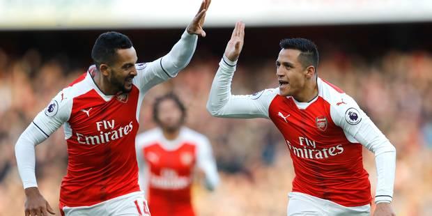 Premier League: Arsenal glisse... mais reste accroché, ManU continue de galérer - La DH