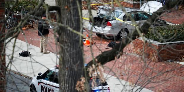 Attaque sur un campus dans l'Ohio: l'assaillant abattu avait menacé les Etats-Unis sur Facebook - La DH