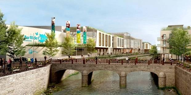 Conseil communal de Verviers : les élus facilitent la reprise du centre commercial - La DH