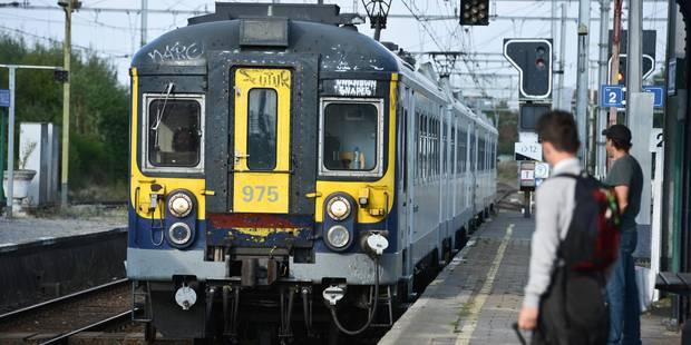 Importantes perturbations sur le rail en venant de Gand, Charleroi et Hal - La DH