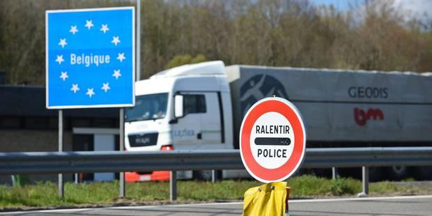 Combien de Belges passent la frontière chaque jour pour travailler? - La DH