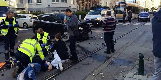 Ixelles: L'avenue du Pesage bientôt sécurisée - La DH