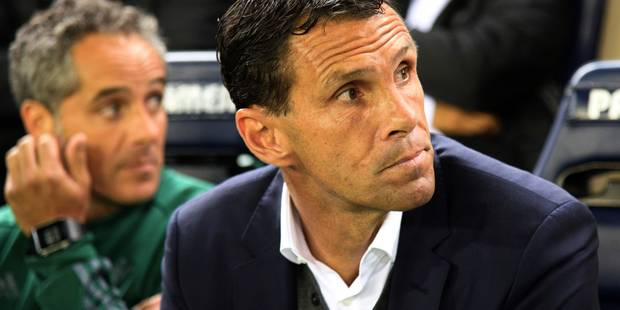 Gustavo Poyet nommé entraîneur du Shanghai Shenhua - La DH