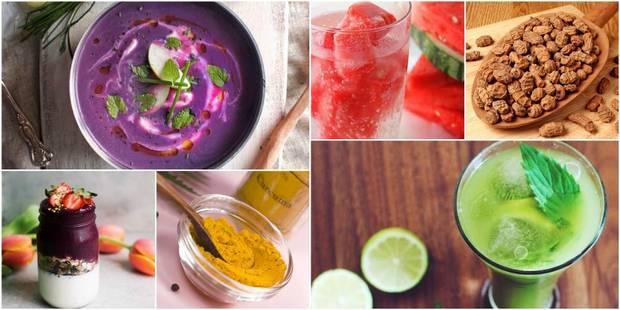 Voici les 10 tendances food pour 2017 - La DH