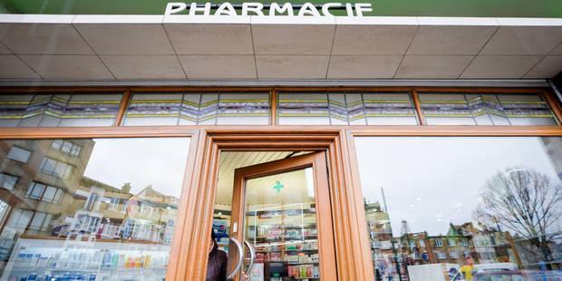Gaurain-Ramecroix : hold-up dans une pharmacie - La DH