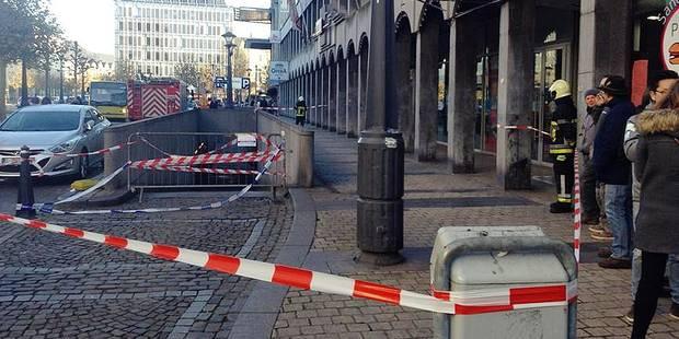Parking Opéra: l'incendie est criminel ! - La DH