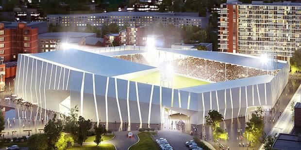 Charleroi: Où en est le nouveau stade? - La DH