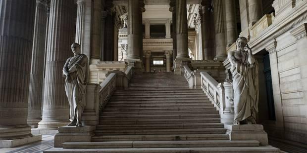 Le Palais de Justice de Bruxelles évacué à cause d'un colis suspect - La DH