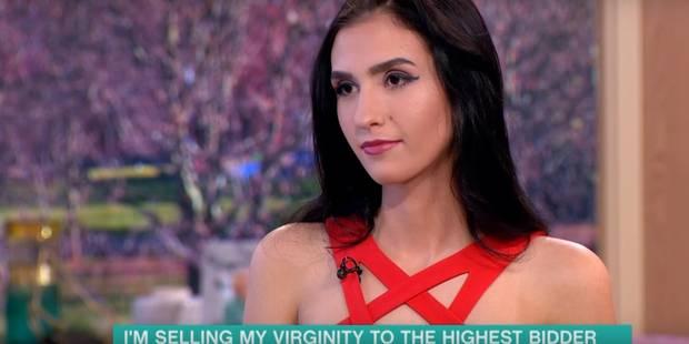 Une jeune femme met sa virginité aux enchères contre un million d'euros (VIDEO) - La DH