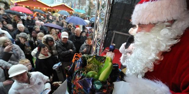 Mouscron : Un marché de Noël sous le signe de la sécurité