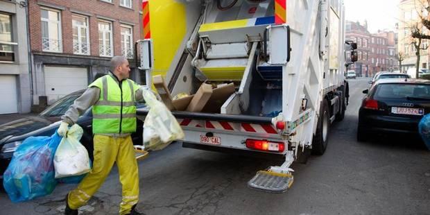 Bruxelles: voici tout ce qui change pour la collecte des déchets en 2017 - La DH