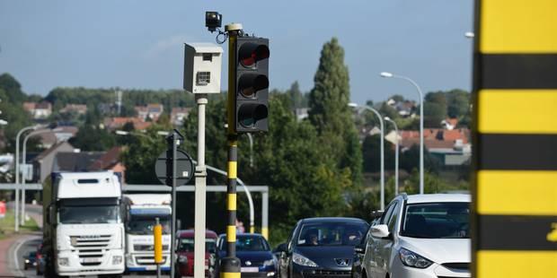 Les Belges ont le pied lourd : 9.300 amendes pour excès de vitesse délivrées chaque jour - La DH