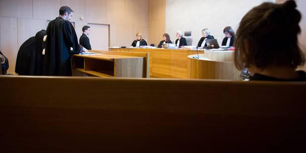 Jonathan Randaxhe avait étranglé une dame à Liège : il écope de 12 ans de prison - La DH