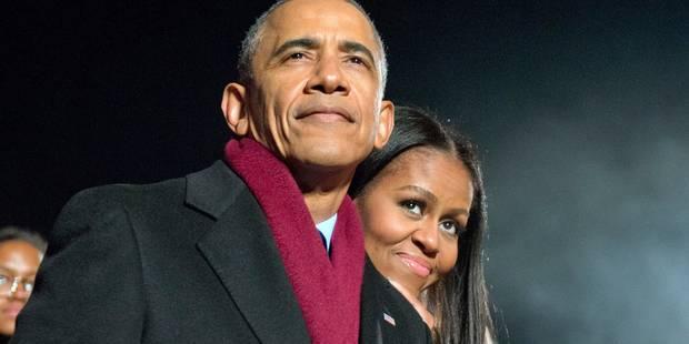Dernier Noël à la Maison Blanche pour les Obama - La DH