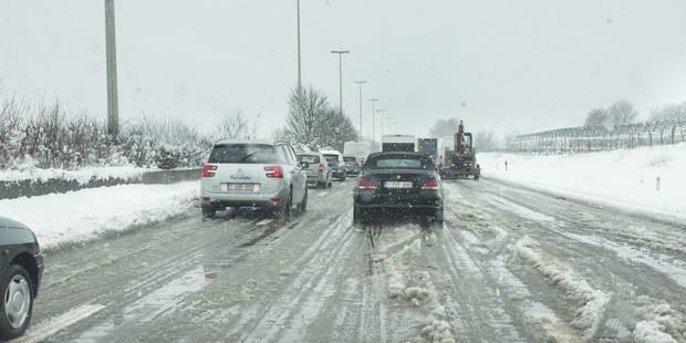 Liège: la liaison E25-E40 sera fermée pendant 4 nuits du 5 au 9 décembre - La DH