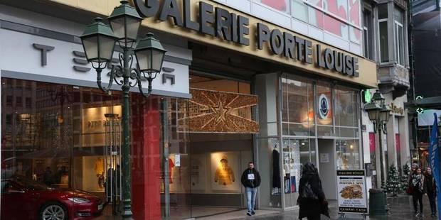 Un bijoutier de la Galerie Louise suspecté de vendre des montres volées - La DH