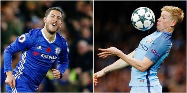 De Bruyne / Hazard : les maîtres du jeu - La DH