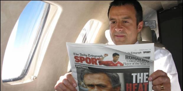 """Jorge Mendes est au centre de l'affaire """"Football Leaks"""" - La DH"""