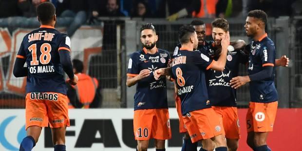 Ligue 1: le PSG boit la tasse à Montpellier, Monaco provisoirement en tête - La DH