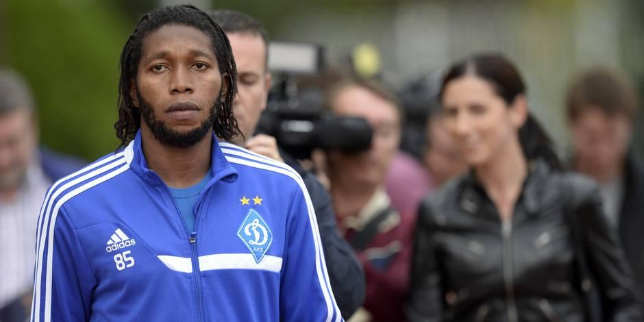 Football Leaks: le transfert de Mbokani à Kiev n'aurait rapporté que 3,5 millions à Anderlecht
