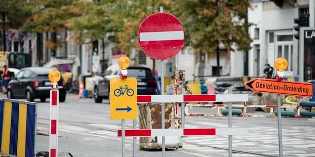 Bruxelles: plus de 40 lieux aménagés grâce au fond régional pour la sécurité routière (CARTE) - La DH
